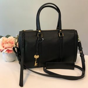⭐️Fossil Kendall Satchel NWT